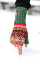Luna Pulswärmer halten Ihre Hände warm