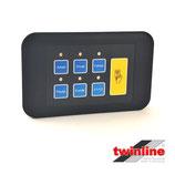 Mobile Arbeitszeiterfassung mit dem twinBOXX MAE2-Modul mit integriertem RFID - Leser