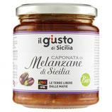 Caponata di Melanzane di Sicilia biologica, 1 Glas, Füllmenge 270 g