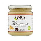 Bio Hummus Kichererbsencreme, Füllmenge 270 g