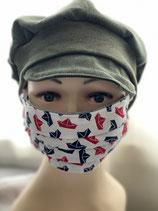 Behelfsmaske FACIE verschiedene Designs