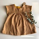 Mädchenshirt aus Musselin