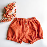 Bloomers / Shorts aus Musselin