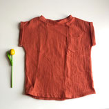 Shirt aus Musselin