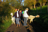 Motto Wanderung, 2 Personen - 1 Alpaka