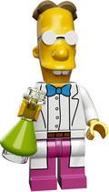 LEGO SIMPSONS 2 MINIFIGURA SERIE 71009 | 09 PROFESOR FRINK