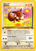 POKEMON CARTA 51/64 EEVEE 1º EDC