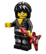 LEGO 71007 MINIFIGURA SERIE 12 Nº 12 ROCKERO