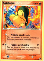 POKEMON CARTA FUEGO 54/115 CYNDAQUIL
