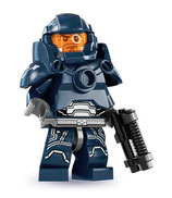 LEGO MINIFIGURA SERIE 7 | 08 PATRULLERO GALACTICO