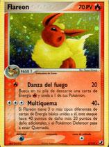 POKEMON CARTA FUEGO 5/115 FLAREON (HOLO)