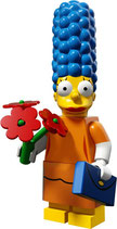 LEGO SIMPSONS 2 MINIFIGURA SERIE 71009 | 02 MARGE