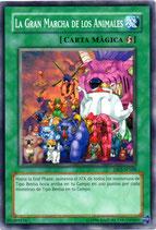 YUGIOH MAGICA | 01689516 LA GRAN MARCHA DE LOS ANIMALES DR3