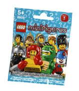 LEGO 8088 MINIFIGURA SERIE 5 | SOBRE CERRADO