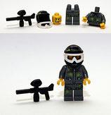 LEGO MINIFIGURA SERIE 10 | Nº 09 PAINTBALL