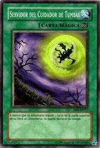 YUGIOH MAGICA | 16762927 SERVIDOR DEL CUIDADOR DE TUMBAS DB1