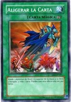YUGIOH MAGICA | 37231841 ALIGERAR LA CARTA DR3