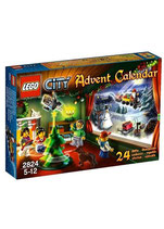 LEGO 2824 CALENDARIO ADVIENTO 2010