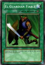 YUGIOH MAGICA | 16430187 EL GUARDIAN FIABLE DB1