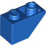 LEGO 3665 | 366523 BLOQUE 1X2 TEJA INV AZUL BRILLANTE