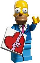 LEGO SIMPSONS 2 MINIFIGURA SERIE 71009 | 01 HOMER