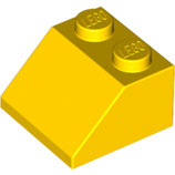 LEGO 3039 | 303924  BLOQUE 2X2 / 45º AMARILLO BRILLANTE