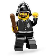 LEGO MINIFIGURA SERIE 11 | Nº 15 GUARDIA