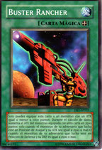 YUGIOH MAGICA | 84740193 BUSTER RANCHER DR1