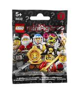 LEGO 8833 MINIFIGURA SERIE 08 | SOBRE CERRADO