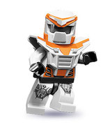 LEGO MINIFIGURA SERIE 9 | Nº 13 ROBOT DE COMBATE