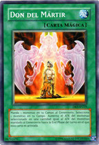 YUGIOH MAGICA | 98792570 DON DEL MARTIR DR3