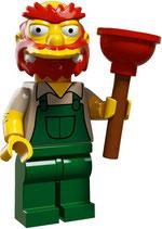 LEGO SIMPSONS 2 MINIFIGURA SERIE 71009 | 13 WILLIE