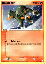 POKEMON CARTA FUEGO 60/115 HOUNDOUR