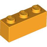 LEGO 3622 | 6061688  BLOQUE 1X3 NARANJA AMARILLENTO