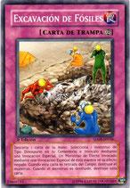 YUGIOH TRAMPA | 23869735 EXCAVACION DE FOSILES (1º EDC) SD09