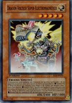YUGIOH LUZ | 20529766 DRAGON VOLTECH SUPER-ELECTROMAGNETICO (1º EDC) EOJ