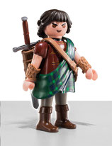 PLAYMOBIL 5458 |SERIE 6 Nº 03 BRAVEHEART ESCOCES WILLIAM WALLACE