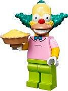 LEGO 71005 SIMPSONS MINIFIGURA SERIE Nº 08 KRUSTY EL PAYASO