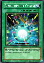 YUGIOH MAGICA | 35486099 BENDICION DEL CRISTAL DP07