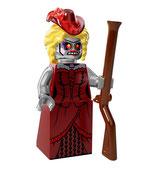 LEGO MOVIE MINIFIGURA SERIE 12 Nº 01 CALAMITY DRONE