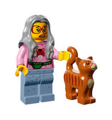 LEGO MOVIE MINIFIGURA SERIE 12 Nº 06 Sra. Arañada