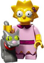 LEGO SIMPSONS 2 MINIFIGURA SERIE 71009 | 03 LISA