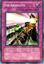 YUGIOH TRAMPA | 27744077 FIN ABSOLUTO DR3