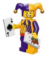 LEGO 71007 MINIFIGURA SERIE 12 Nº 09 ARLEQUIN