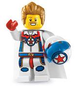 LEGO MINIFIGURA SERIE 7 | 07 DAREDEVIL
