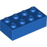 LEGO 3001 | 300123  BLOQUE 2X4 AZUL