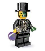 LEGO MINIFIGURA SERIE 9 | Nº 14 SEÑOR BUENO Y MALO