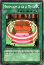 YUGIOH MAGICA | 96677818 ORDENANDO LIBROS DE MAGIA DR1