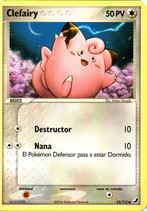POKEMON CARTA INCOLORO 53/115 CLEFAIRY
