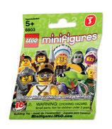 LEGO 8803 MINIFIGURA SERIE 3 | SOBRE CERRADO